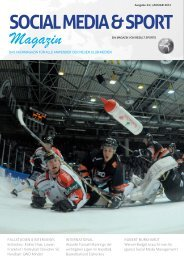 Social Media & Sport Magazin Januar (Size 7MB) - Result-Sports