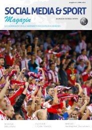 Zur 27. Ausgabe des Social Media & Sport Magazin