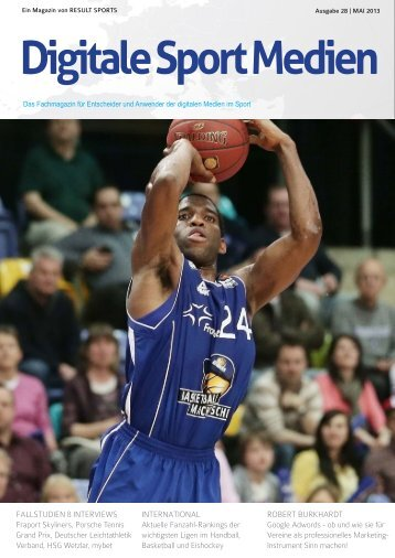 """Digitale Sport Medien"". - Result-Sports"