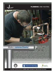 Plumbing and Heating - Eastern Suffolk BOCES