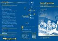 Camping Grounds (699 KB) - Eurobodalla Shire Council