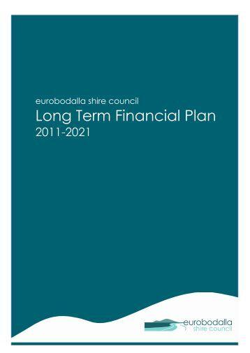 Long Term Financial Plan - Eurobodalla Shire Council
