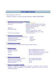 Fiche technique des insecticides cellubio - L'Escale Bio