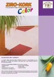 La passion des couleurs - L'Escale Bio