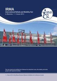 IRMA 2012 prospectus - Escales-Verlag