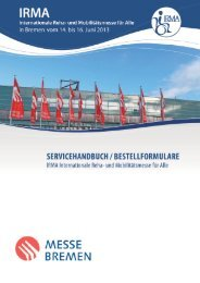 Servicehandbuch - Escales-Verlag