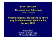 is There Any Evidence-based Medicine for the Very Old?
