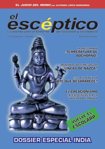 dossier especial india - Sociedad para el Avance del Pensamiento ...