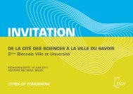 INVITATION - Esch sur Alzette