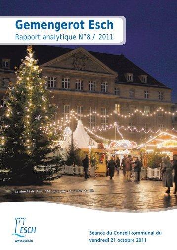 Gemengerot Esch - Esch sur Alzette