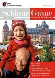 Schlaue Graue 2/2010 - Stadt Aschaffenburg