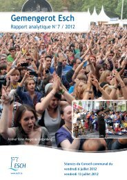 2012 - Esch sur Alzette