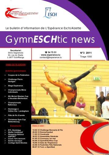 Bulletin d'information - Esch sur Alzette