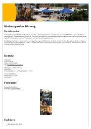 Kindertagesstätte Dörnweg Kontakt Formulare Eschborn