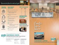 Confer Learn Share - Educational Service Center of Lake Erie West