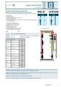 systeQ GO Produktinformation - esco Metallbausysteme GmbH - Seite 5