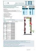 systeQ GO Produktinformation - esco Metallbausysteme GmbH - Seite 7
