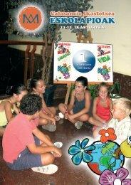 1)Informazioaldizkar.. - Escolapios. Escuelas Pías Emaús