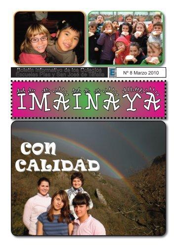 CON CALIDAD - Escolapios. Escuelas Pías Emaús