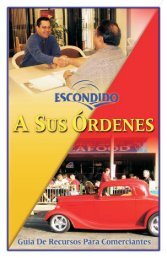 Escondido At Your Service! - Business Resource ... - City of Escondido