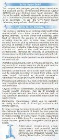 2001 Consumer Confidence Report - City of Escondido - Page 2
