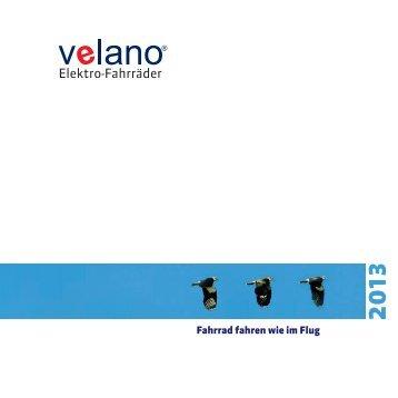 Velano Elektrofahrrad - Escooter.de