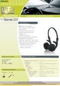 Kit de Manos libres Bluetooth Avanzado m - Page 6
