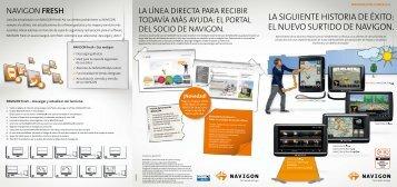 NAVIGON Fresh - Distribuciones Escudero Fijo SL