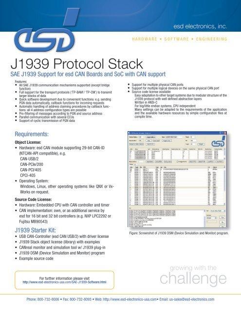 J1939 Linux