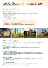 Mediadaten 2010 - Aschendorff Medien Gmbh & Co. KG
