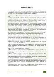 submission rules - Escola Superior de Direito Constitucional