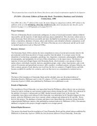 This document has been created by the History Data Service ... - ESDS