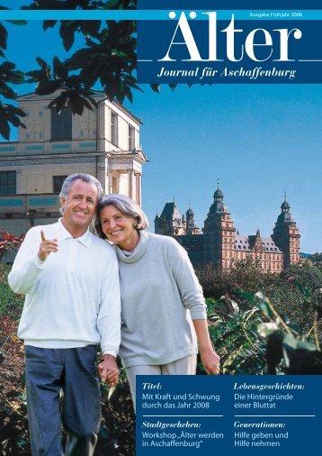 Schlaue Graue 1/2008 - Stadt Aschaffenburg
