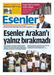 eylül 2012 - Esenler Belediyesi