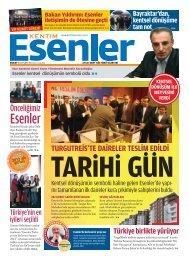 şubat 2013 - Esenler Belediyesi