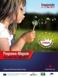 Programm-Magazin - ESF in Hamburg