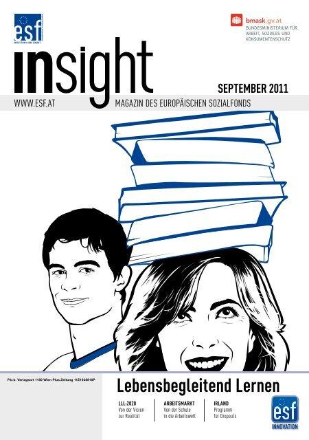 September 2011: Lebensbegleitend lernen (PDF Format) - ESF