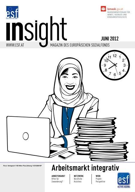 Juni 2012: Arbeitsmarkt integrativ (PDF Format) - ESF