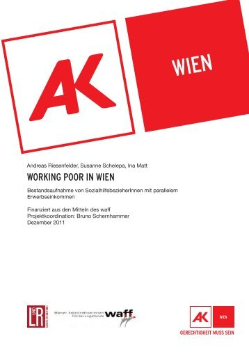 Working Poor in Wien - ESF