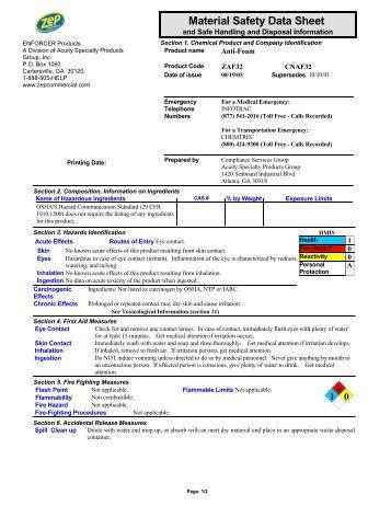 Johnson Wax Virex Ii 256 Use Solution Pdf