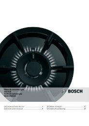 PBP615A80V - Bosch-home.cl