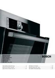 HSC140P51 - Bosch-home.cl