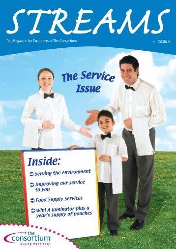 Issue - The Consortium
