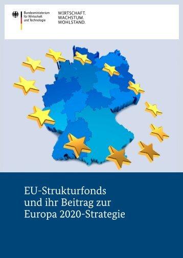 EU-Strukturfonds und ihr Beitrag zur Europa 2020-Strategie - ESF in ...