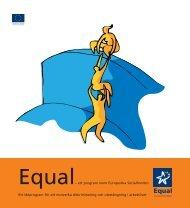 Equal basbrochyr - Svenska ESF-rådet