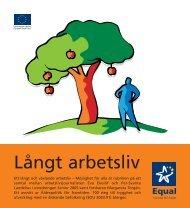 Långt arbetsliv - Svenska ESF-rådet