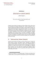 Utvrdering av IGA - slutrapport_2.pdf - Svenska ESF-rådet