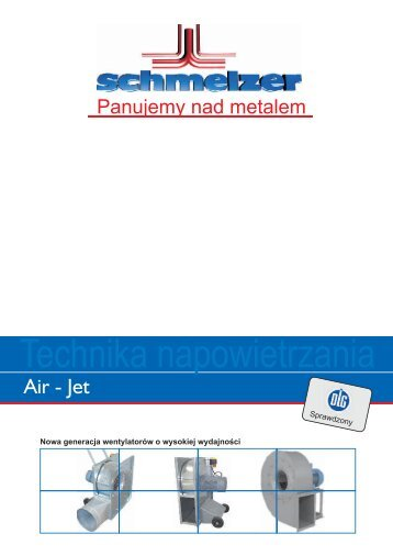 Typ AIRJET LC - Schmelzer