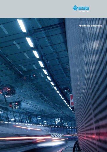 Automotive Electronics - ESG Automotive