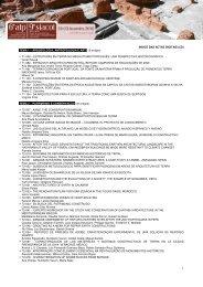 INDICE DAS ACTAS DIGITAIS (CD) TEMA 1 – ARQUEOLOGIA ...